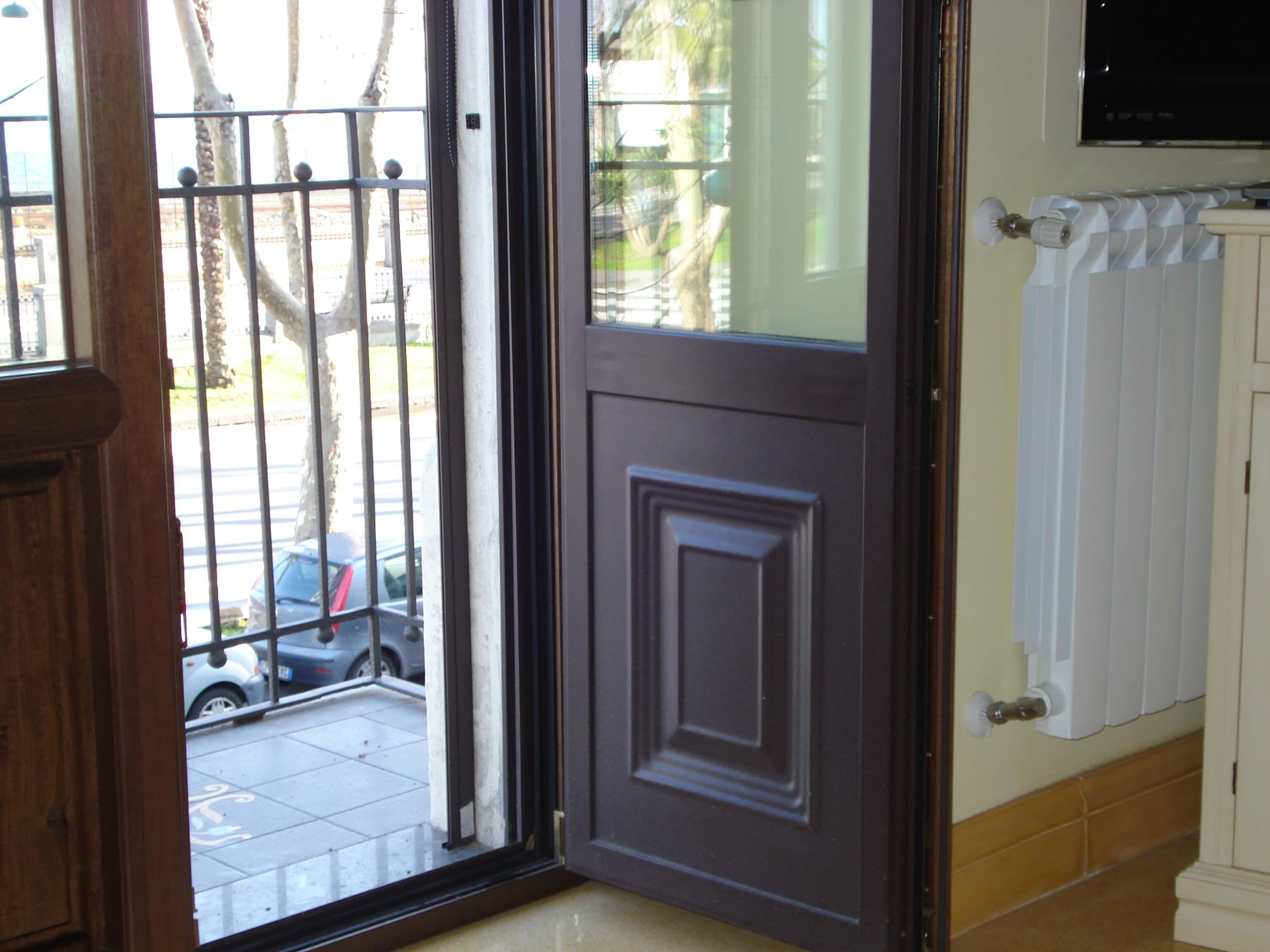 Legno e alluminio papillo francesco for Iva su infissi